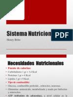 Sistema Nutricional Qx