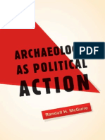 Archaeology as Political Action