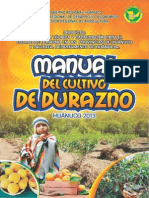 Manual Durazno 2013