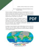 Procesos Biogeoquímicos de La Plataforma Continental Del Sudeste de Los Estados Unidos.