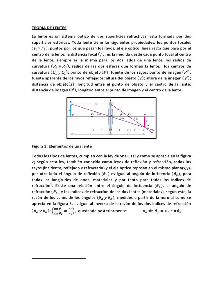 0dd2937c18 Teoría de Lentes
