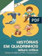 Ok_sonia Luyten (Org) - Historias Em Quadrinhos (Leitura Critica)