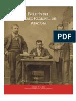 Boletín del Museo Regional de Atacama N° 1 - Año 2010.pdf