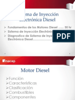 Sistema de Inyección Electrónica Diesel