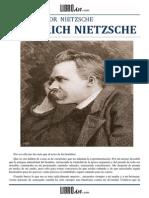 Nietzsche Por Nietzsche