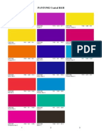 Pantone Coated Rgb