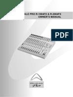 R1604FX 2004FX Manual