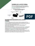 Actividad Económica de La Mype Formal