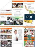 Folleto Promoción 2012 EMSADET Frente