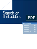 TheLadders Search Help