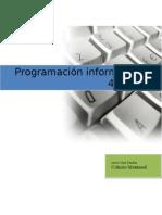 Programación informática 2009-10