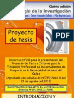 Proyecto de Tesis 2