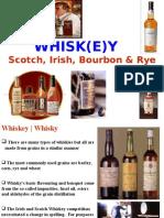 E- Whiskey