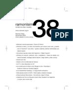 Revista Ramona número 38