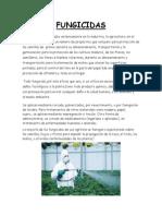 FUNGICIDAS herbicidas
