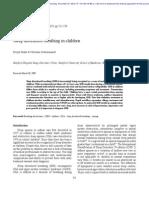 Sinha & Guilleminaut 2010 Sleep Disordered Breathing in Children