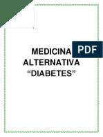 Medicina Alternativa Diabetes