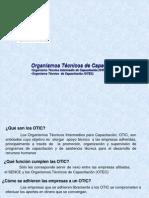 Organismos Técnicos de Capacitación 2