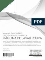 Manual LG Lava e Seca
