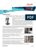 Liquid Injection Valves Type TEAT