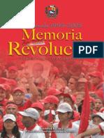 Memoria de Una Revolución