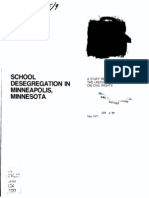 Minneapolis Desegregation Report 1977