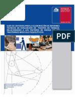 Guia Criterios Informes Tecnicos Evaluaciones de Puestos de Trabajo