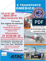 Cartazaeromedico Abril 2014
