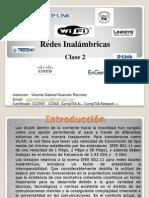 Clase 2-Estandar 802.11