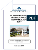 POI 2007 Reformulado