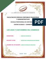 Derecho Comercial Jonathan Arroyo