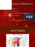 Patología Anorectal