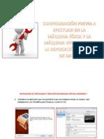 2_Configuracion Maquina Fisica y Virtual