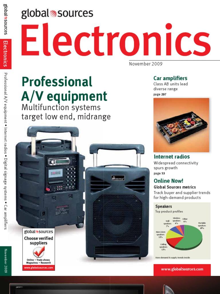 Electronics Global E Catalog I Pod Frequency Modulation Source Http Wwwelectronicscircuitscom Cirdir Data Printerport