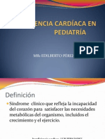Insuficiencia cardiaca en pediatria