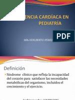 Insuficiencia cardiaca en pediatria