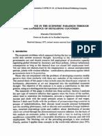 Diamand Hacia Un Cambio en El Paradigma Económico 1977