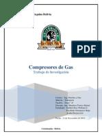 Compresores de Gas UDABOL