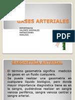 Gases Arteriales 2014