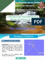 Cinetica de Un Punto Material - Trabajo y Energia - Vacacional 2013