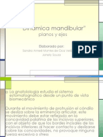 Ocluison Dinamica Mandibular