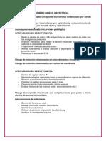 Diagnostico Enfermero Gineco Obstetricia