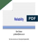 03 - Reliability Software