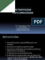 11.1. Retrovirus & Papilomavirus 2013 USMP Chi
