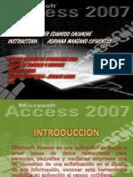 Herramientas Access 2007