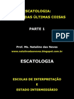 Escatologia Estudodasltimascoisasparte1 130922195500 Phpapp01