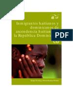 Dominicanos y Haitianos