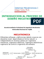 Intro Diseño Sist Mecatronicos