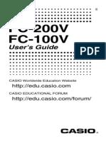 Manual Financial Calculator FC-200V_100V_Eng
