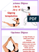 Beneficios Yoga Terapia